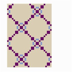 Pattern Background Vector Seamless Large Garden Flag (Two Sides)
