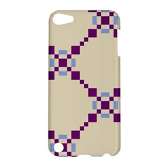 Pattern Background Vector Seamless Apple Ipod Touch 5 Hardshell Case