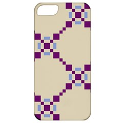 Pattern Background Vector Seamless Apple Iphone 5 Classic Hardshell Case