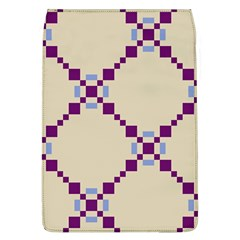 Pattern Background Vector Seamless Flap Covers (L)