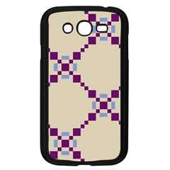 Pattern Background Vector Seamless Samsung Galaxy Grand Duos I9082 Case (black)