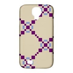 Pattern Background Vector Seamless Samsung Galaxy S4 Classic Hardshell Case (PC+Silicone)