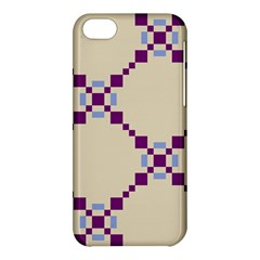 Pattern Background Vector Seamless Apple iPhone 5C Hardshell Case