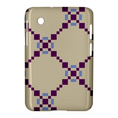 Pattern Background Vector Seamless Samsung Galaxy Tab 2 (7 ) P3100 Hardshell Case