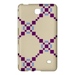 Pattern Background Vector Seamless Samsung Galaxy Tab 4 (7 ) Hardshell Case