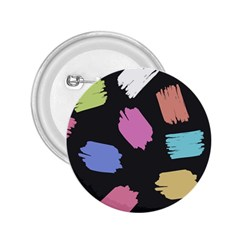 Many Colors Pattern Seamless 2.25  Buttons