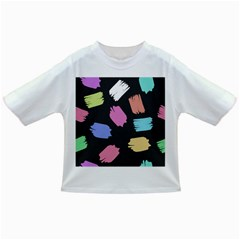 Many Colors Pattern Seamless Infant/toddler T Shirts