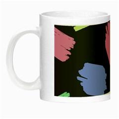 Many Colors Pattern Seamless Night Luminous Mugs
