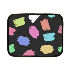 Many Colors Pattern Seamless Netbook Case (small)