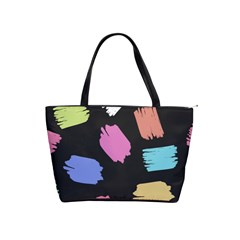 Many Colors Pattern Seamless Shoulder Handbags