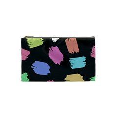 Many Colors Pattern Seamless Cosmetic Bag (Small)