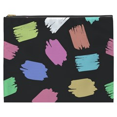Many Colors Pattern Seamless Cosmetic Bag (xxxl)