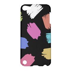 Many Colors Pattern Seamless Apple Ipod Touch 5 Hardshell Case