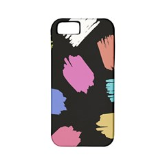 Many Colors Pattern Seamless Apple iPhone 5 Classic Hardshell Case (PC+Silicone)