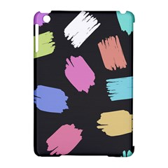 Many Colors Pattern Seamless Apple Ipad Mini Hardshell Case (compatible With Smart Cover)