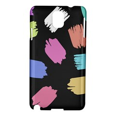 Many Colors Pattern Seamless Samsung Galaxy Note 3 N9005 Hardshell Case