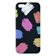 Many Colors Pattern Seamless Iphone 5s/ Se Premium Hardshell Case