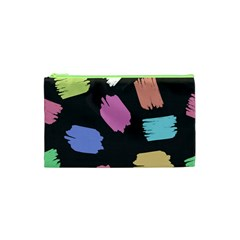 Many Colors Pattern Seamless Cosmetic Bag (xs)