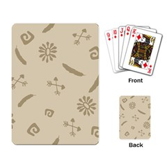 Pattern Culture Seamless American Playing Card