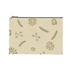 Pattern Culture Seamless American Cosmetic Bag (Large)