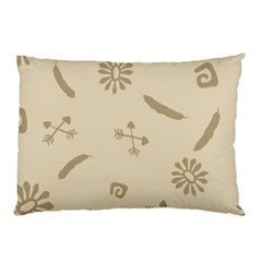 Pattern Culture Seamless American Pillow Case (Two Sides)