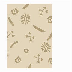 Pattern Culture Seamless American Small Garden Flag (two Sides)