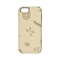 Pattern Culture Seamless American Apple Iphone 5 Classic Hardshell Case (pc+silicone)