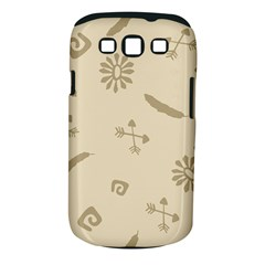 Pattern Culture Seamless American Samsung Galaxy S Iii Classic Hardshell Case (pc+silicone)
