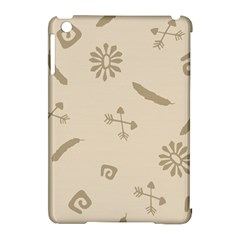 Pattern Culture Seamless American Apple Ipad Mini Hardshell Case (compatible With Smart Cover)