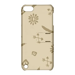 Pattern Culture Seamless American Apple iPod Touch 5 Hardshell Case with Stand