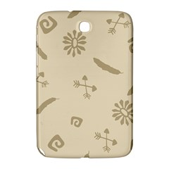 Pattern Culture Seamless American Samsung Galaxy Note 8.0 N5100 Hardshell Case