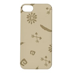 Pattern Culture Seamless American Apple iPhone 5S/ SE Hardshell Case