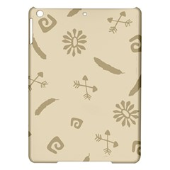 Pattern Culture Seamless American Ipad Air Hardshell Cases