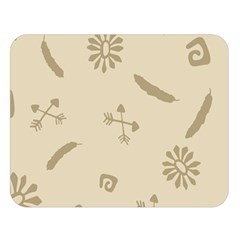 Pattern Culture Seamless American Double Sided Flano Blanket (large)