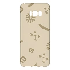 Pattern Culture Seamless American Samsung Galaxy S8 Plus Hardshell Case
