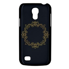 Monogram Vector Logo Round Galaxy S4 Mini