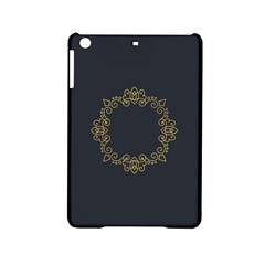 Monogram Vector Logo Round iPad Mini 2 Hardshell Cases