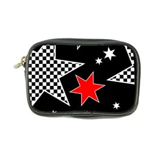 Stars Seamless Pattern Background Coin Purse