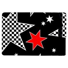 Stars Seamless Pattern Background Ipad Air Flip