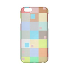Pastel Diamonds Background Apple Iphone 6/6s Hardshell Case
