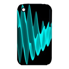 Wave Pattern Vector Design Iphone 3s/3gs