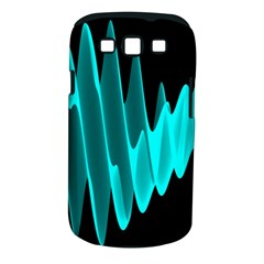 Wave Pattern Vector Design Samsung Galaxy S III Classic Hardshell Case (PC+Silicone)