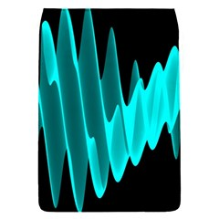 Wave Pattern Vector Design Flap Covers (s)
