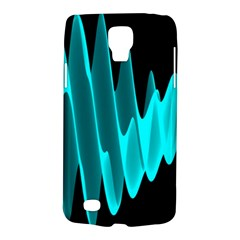Wave Pattern Vector Design Galaxy S4 Active