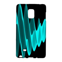 Wave Pattern Vector Design Galaxy Note Edge