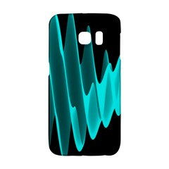 Wave Pattern Vector Design Galaxy S6 Edge