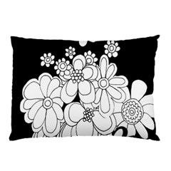 Mandala Calming Coloring Page Pillow Case