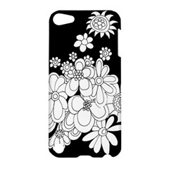 Mandala Calming Coloring Page Apple iPod Touch 5 Hardshell Case