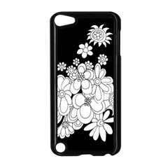 Mandala Calming Coloring Page Apple iPod Touch 5 Case (Black)