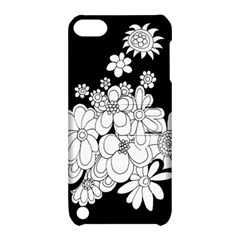 Mandala Calming Coloring Page Apple iPod Touch 5 Hardshell Case with Stand